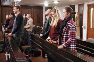 Debrecenben is imádkoztak a tiszta szerelemért