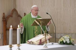 Ferenc pápa: A Szentlélek a keresztények kovásza