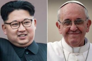 Parolin bíboros szerint a pápa nyitott arra, hogy Észak-Koreába látogasson