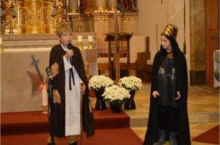 Krisztus katonája – Szombathelyen is bemutatták Sághy Marianne Szent Mártonról szóló könyvét