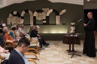 Jézus lelkületéről szólt a novemberi püspöki katekézis Pécsett