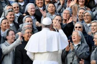 Ferenc pápa üzenetet küldött a spanyol szerzetesi konferencia közgyűlésére