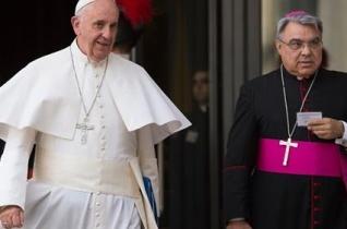 Marcello Semeraro püspök a Római Kúria reformjáról