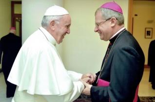 Böcskei László a romániai püspökök ad limina látogatásáról