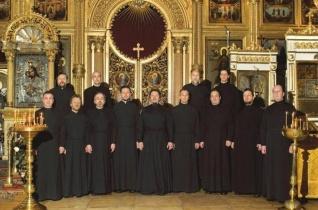 Magyarországon vendégszerepel a moszkvai patriarkátus kórusa