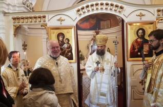 Hármas évfordulót ünnepelt a szegedi görögkatolikus közösség