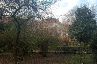 A nagyváradi püspöki palota kertje is megújul