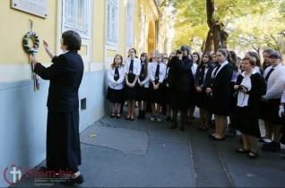 A Svetits-iskola alapítóira emlékeztek Debrecenben