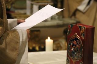 """""""Falaidra Jeruzsálem, őröket állítottam…"""" – Szent Ányos püspök ünnepe Tihanyban"""