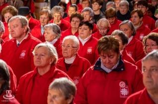 Elismerés a Szombathelyi Egyházmegyei Karitász önkénteseinek