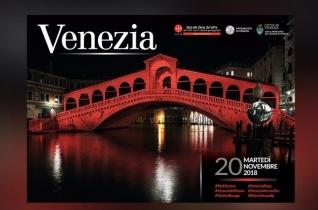 Vörösbe öltözik Velence az üldözött keresztényekért