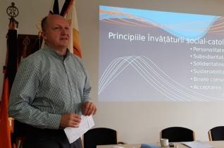 A bánsági Karánsebesen rendezték meg a Kolping mozgalom romániai országos találkozóját