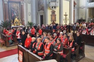 Karitászönkéntesek munkáját ismerték el Vácon