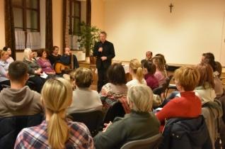 Óvodások szüleinek rendeztek lelkigyakorlatot Vác-Deákváron