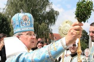 Ismét egy új görögkatolikus egyházmegyét alapított Ferenc pápa