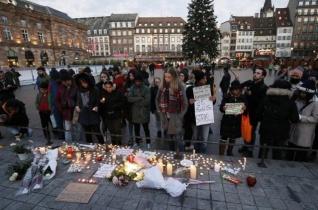 A pápa részvéttávirata a strasbourgi merényletet követően