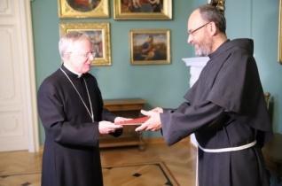Paweł Cebula minorita lett Esterházy János boldoggáavatási eljárásának posztulátora