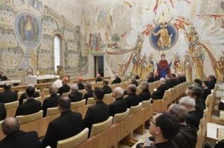 Isten szeretet, mert Szentháromság – Cantalamessa atya második adventi elmélkedése