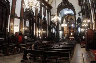 Ferenc pápa részvéttávirata a braziliai Campinas székesegyházában történt merénylet után
