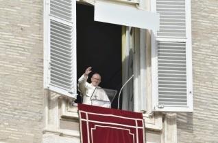 Ferenc pápa: Az Egyház is felszólítást kap, hogy fogadja be az evangéliumot