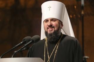 Megválasztották az új ukrán ortodox egyház vezetőjét