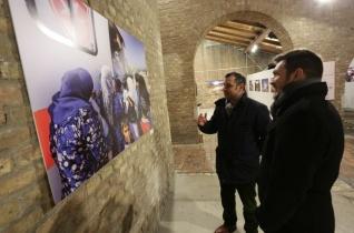 Fotókiállítás mutatja be a szíriai háborút és a máltai segítséget