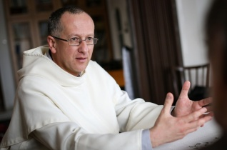 Bátor Botond hargitafürdői pálos szerzetes: A csíksomlyói pápalátogatás sok meglepetést tartogat
