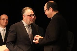 Wallenberg-díjat kapott Székely János püspök
