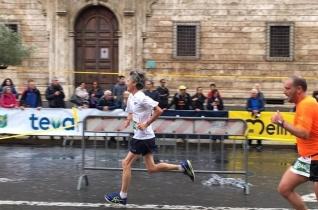 Theo Marie nővér, Isten maratonistája: A futó és a keresztény ember titka a lélegzetben van