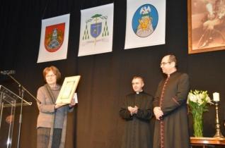 Nagy Katalin kapta idén a Boldog Batthyány László-díjat