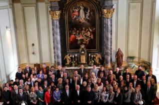 Katolikus iskolák igazgatóinak tartottak szakmai találkozót Egerben