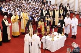 Megáldották az újfehértói görögkatolikus iskola új épületrészeit