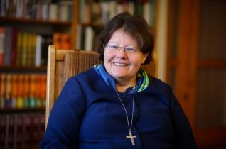 Tornya Erika RSCJ: Jézusnak nagyon sok arca lehet, és ez gyönyörű!
