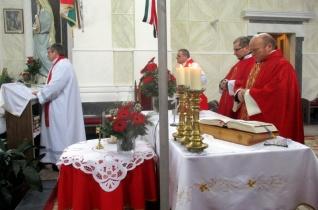 Szent Ágota-búcsú Magyarcsernyén