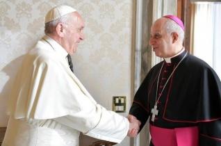 Rino Fisichella: Az irgalmasságnak nem tizennégy cselekedete van, hanem végtelen sok