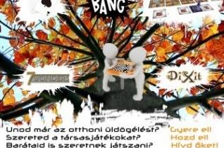 Közösségteremtő társasjátékozós programsorozat indul fiataloknak Szombathelyen