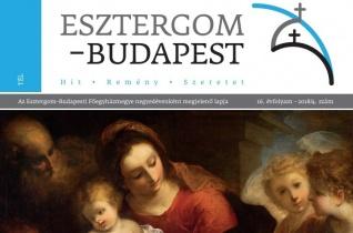 Interneten is elérhető az Esztergom-Budapesti Főegyházmegye lapja