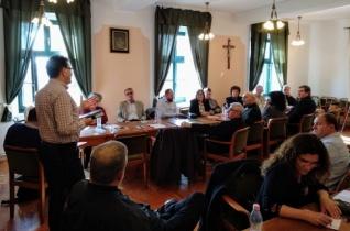 Vezetőségi váltás a Magyarországi Cursillo Nemzeti Titkárságában