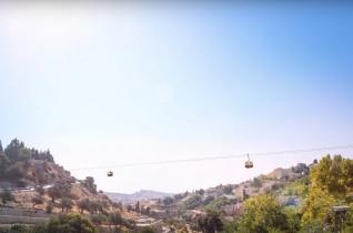 Világhírű építészek tiltakoznak a Jeruzsálem óvárosához vezető drótkötélpályás felvonó terve ellen