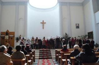 Az édesapákat köszöntötték Szent József ünnepe alkalmából több külhoni plébánián