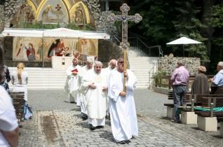Áprilisban az irgalmasság zarándokútjára vár Mátraverebély-Szentkút
