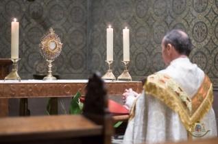 Huszonnégy óra az Úrért a Pécsi Egyházmegye esperesi kerületeiben