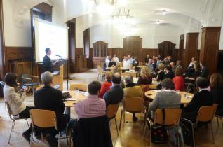 Konferenciát rendeztek a szerzetesi oktatási intézmények innovatív kezdeményezéseiről