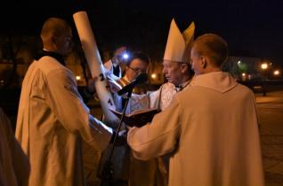 Beer Miklós váci megyéspüspök húsvéti üzenete