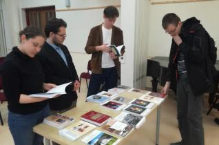 Szakesten mutatták be a PPKE Történettudományi Intézete elmúlt öt évben megjelent köteteit