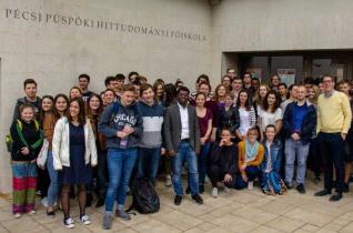 Nemzetközi nyári egyetemet szerveztek a pécsi hittudományi főiskolán