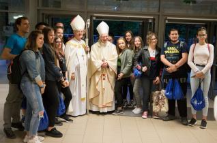 Isten fiatal! – Főegyházmegyei ifjúsági találkozót tartottak Egerben