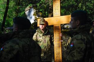 Megkezdődött a 61. Nemzetközi Katonai Zarándoklat