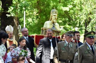 Szent László királyra emlékeztek Nagyváradon