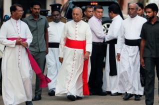 Randzsit bíboros: A Srí Lankán húsvétkor megölt keresztények számunkra szentek
